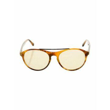 Aviator Tinted Sunglasses Yellow