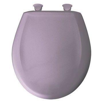 Bemis, Toilet Seat, Lilac, 3
