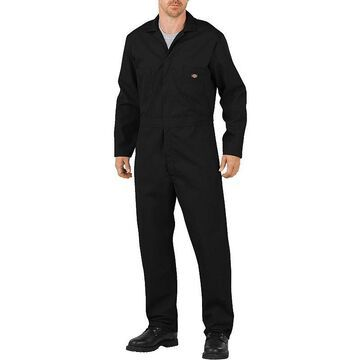 Men's Dickies Flex Coverall, Size: Large, Black