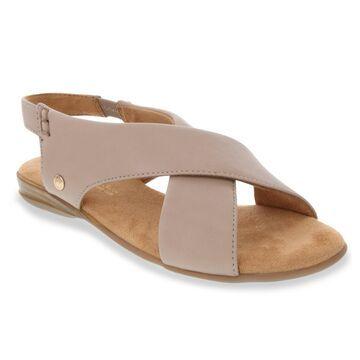 Gloria Vanderbilt Jacey Women's Criss-Cross Flat Sandals