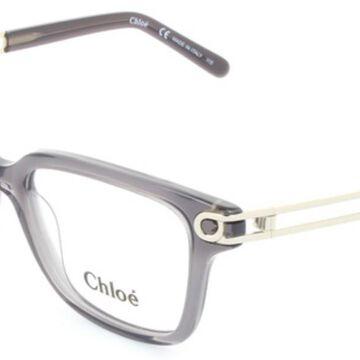 Chloe CE 2663 036 Womenas Glasses Grey Size 50 - Free Lenses - HSA/FSA Insurance - Blue Light Block Available