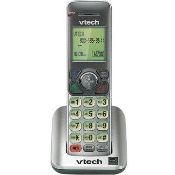 VTech Accessory Handset with Caller ID/Call Waiting - Cordless - Silver, Black