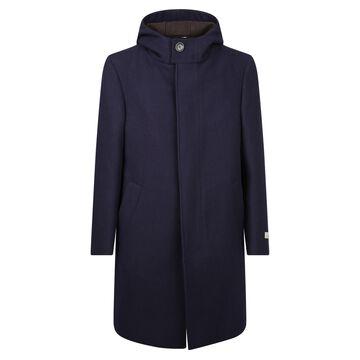 Canali Blue Coat