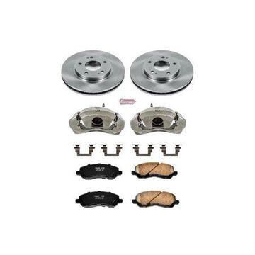 Power Stop KCOE1678 Autospecialty Brake Kit W/Calipers -Front