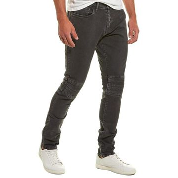 Prps Festival Grey Low-Rise Tapered Skinny Leg - GRY