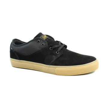 Globe Mens Mahalo Black/Mid Gum Skateboarding Shoes Size 5