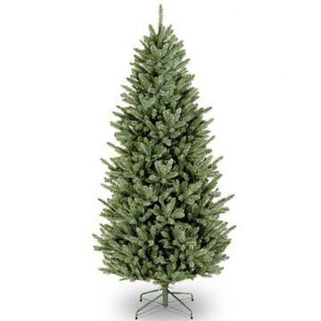 National Tree Company 7' Fraser Slim Fir Artificial Christmas Tree Green