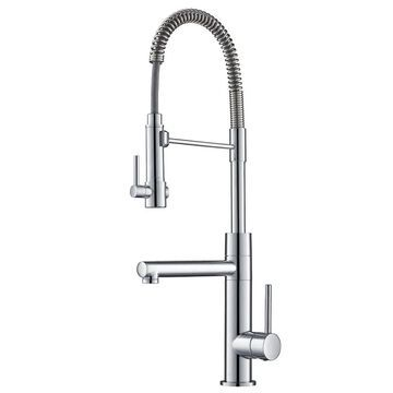 Kraus KPF-1603 Artec Pro 2-Function Commercial PreRinse Kitchen Faucet (As Is Item)
