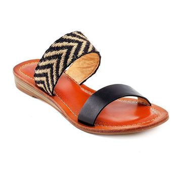 GC Shoes Womens Nannie Wedge Sandals