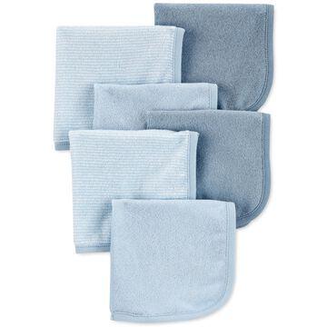 Carter's Baby Boys 6-Pk. Washcloths