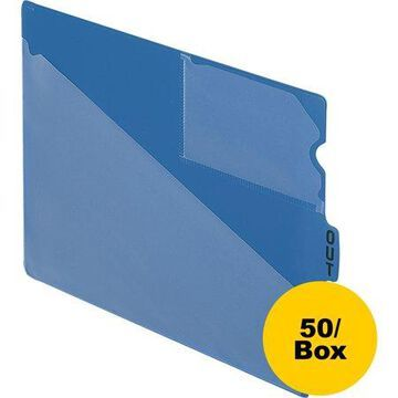 Pendaflex, PFX13542, Poly End Tab Out Guides, 50 / Box