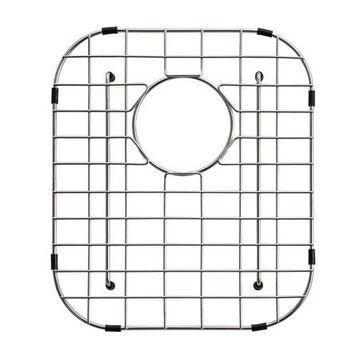 KRAUS KBG-22 Stainless Steel Bottom Grid for KBU22 Double Bowl 32  Kitchen Sink, 12 3/8  x 14 1/2  x 1 1/4