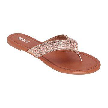 Mixit Womens Omaha Flip-Flops