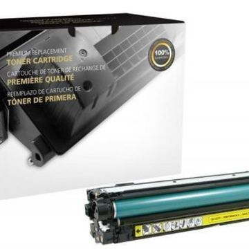 Clover Remanufactured Yellow Toner Cartridge for HP CE342A HP 651A 200626P