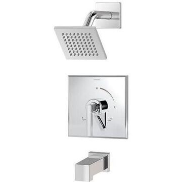 Symmons S-3602-SH4-T4 Duro Tub and Shower Trim Package