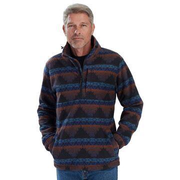 Billabong Boundary Mock Half Zip Men's Multi Jackets XXL