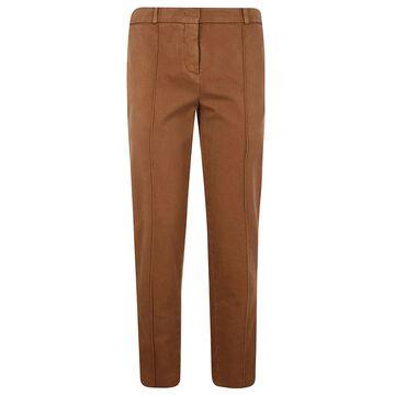 Loro Piana Classic Buttoned Trousers