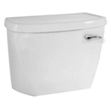 American Standard Yorkville FloWise Right Height Toilet Tank, White