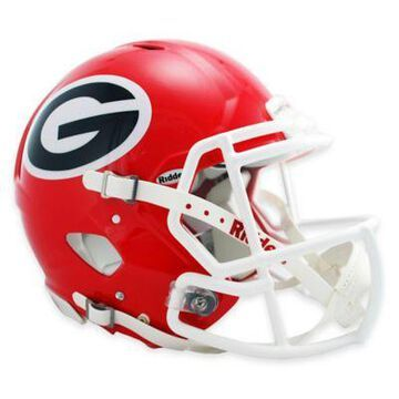 Riddell University of Georgia Authentic Revolution Speed Helmet