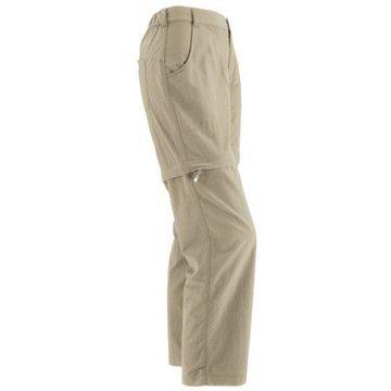 White Sierra Women's Sierra Point Convertible Pants