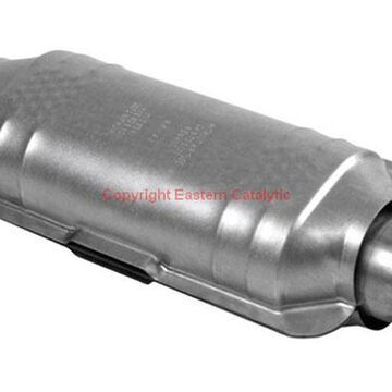 2010 Ford Explorer Eastern Catalytic Universal Catalytic Converters (Federal EPA-Compliant), Oval Body