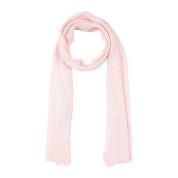 PINK MEMORIES Oblong scarf