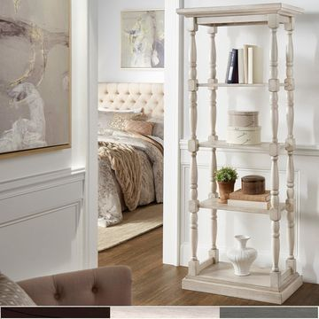 Oaklyn Traditional Wooden Bookcase by iNSPIRE Q Classic
