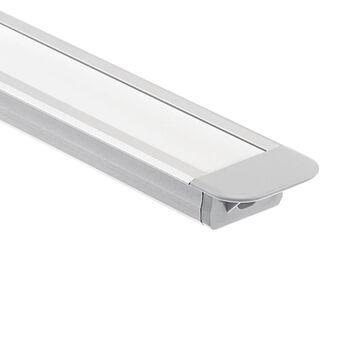 Kichler Cabinet Lighting Hardware Kit | 1TEK1STRC8SIL