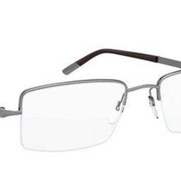 Silhouette Prestige Nylor 5510 6560 53 New Men Eyeglasses