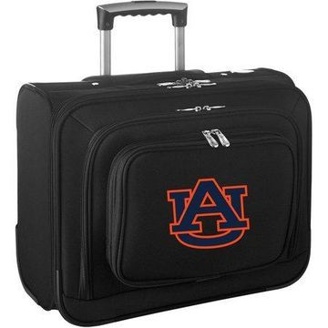 Denco NCAA Wheeled Laptop Overnighter, Auburn