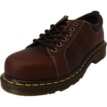 Dr. Martens Women's Mila St Ankle-High Leather Industrial & Construction