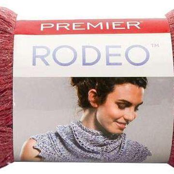 Premier Yarns Rodeo Dark Red