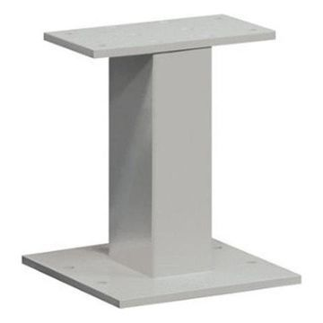 Salsbury Industries 3385GRY Replacement Pedestal, Gray, 14.5