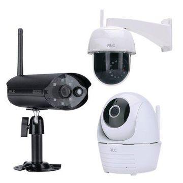 ALC AWF53 1080P Full HD Outdoor Pan & Tilt Wi-Fi Camera, AWF23 1080P Full HD Pan & Tilt Wi-Fi Camera & AWF61 1080P Full HD Outdoor Wi-Fi Camera