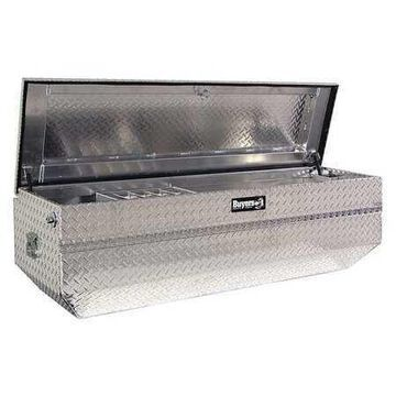 BUYERS PRODUCTS 1712030 Truck Box,Chest,Aluminum,60''W,Silver