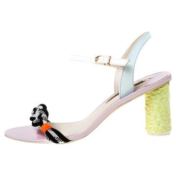Sophia Webster Multicolour Leather Sandals