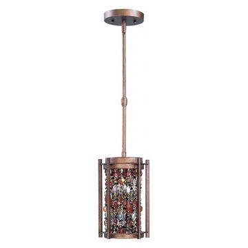 Maxim Lighting 21573CT Trinket 1-Light Mini Pendant