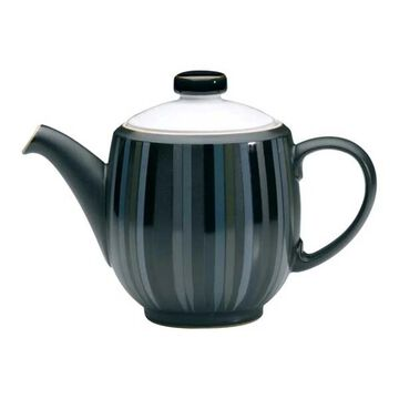 Denby Jet Stripes Teapot