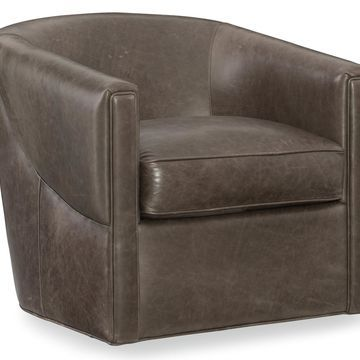 Hooker Furniture Bonnie Swivel Club Chair