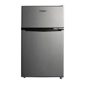 Whirlpool 3.1 cu ft Mini Refrigerator Stainless Steel BCD-88V