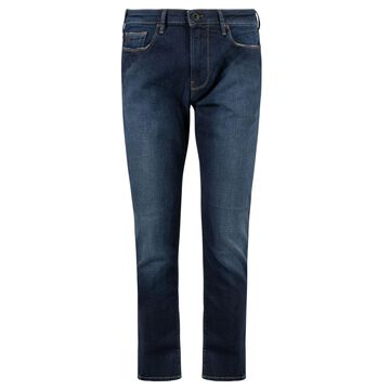 Emporio Armani Fitted Jeans