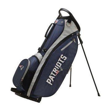 Wilson NFL Carry Golf Bag, New England Patriots