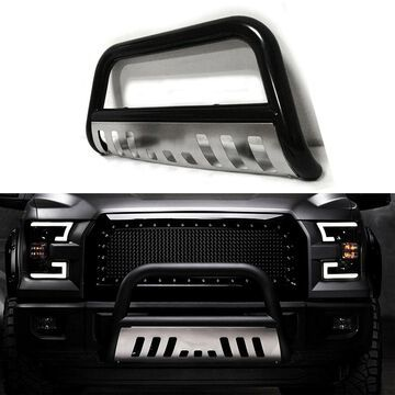 For 99-06 Toyota Tundra/01-07 Sequoia Stainless Steel Bumper Bull Bar Guard