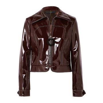 Ellery - Vinyl Jacket - Brown
