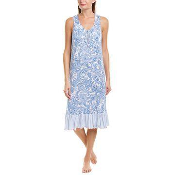 Ellen Tracy Womens Nightgown