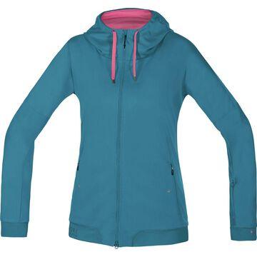 Gore Bike Wear Power Trail WindStopper Hooded Softshell Jacket - Women's