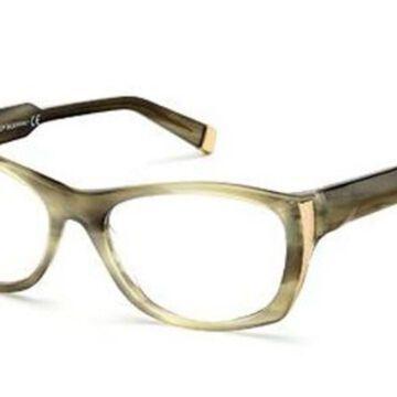 Dsquared2 DQ5077 098 Womenas Glasses Green Size 54 - Free Lenses - HSA/FSA Insurance - Blue Light Block Available