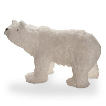 National Tree Company Polar Bear Table Decor