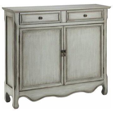 Claridon Cupboard 2-Door, 2-Drawer, 13016