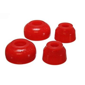 Energy Suspension Balljoint Dust Boot - Red